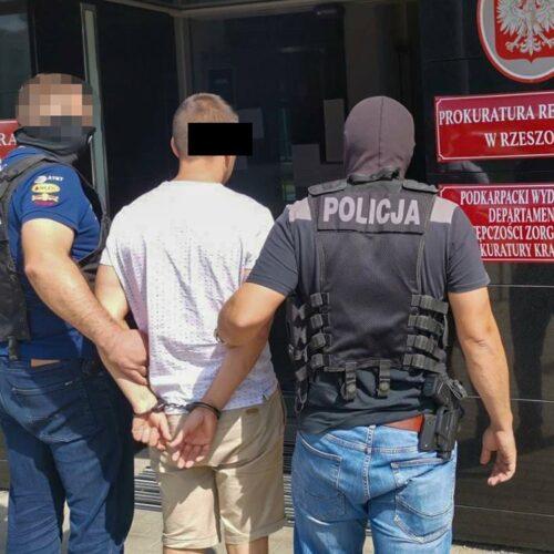 Gang rozbity dzięki współpracy służb Polskich  i Ukraińskich